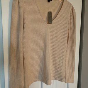 J Crew NWT Puff Sleeve Sweater